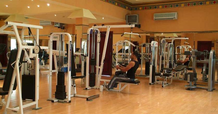 Gym at Pegasus