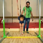 Gymnastics & kick boxing 2
