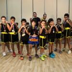 Gymnastics & kick boxing 6