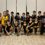 Gymnastics & kick boxing 7