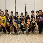 Gymnastics & kick boxing 8