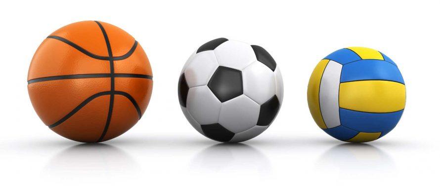Basketball / Soccer / Handball