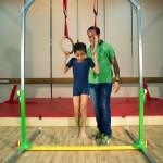 Gymnastics & kick boxing 3