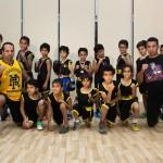 Gymnastics & kick boxing 8